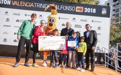 El Maratón al Cole 2018 ya tiene a sus ganadores