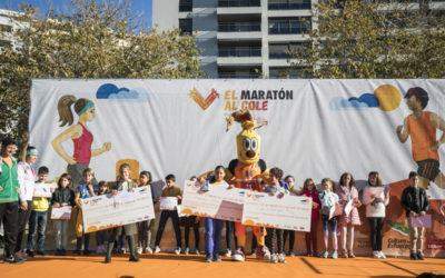 Ganadores del Maratón al Cole 2019