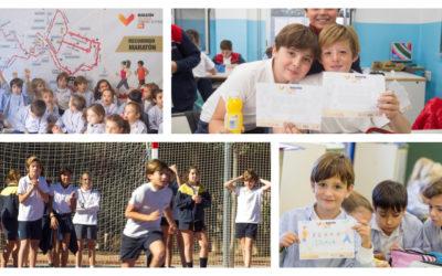 (Cerrada) Inscripción de colegios al proyecto El Maratón al Cole 2018