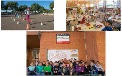 12. 000 escolares de 33 colegios se suman en 2019 al proyecto educativo 'El Maratón al Cole'