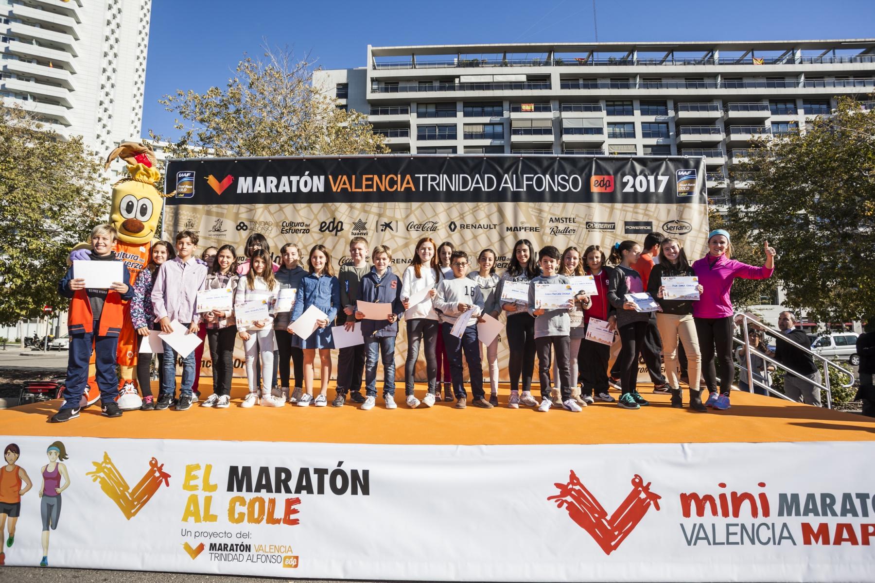 Maratón al Cole 2