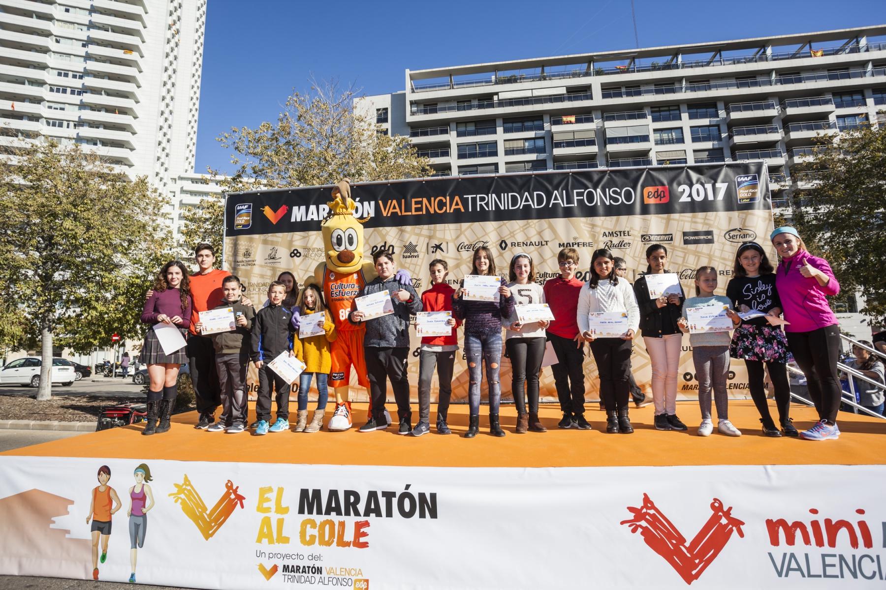 Maratón al Cole
